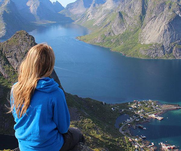 Rejser kan være med til at give et positivt sind