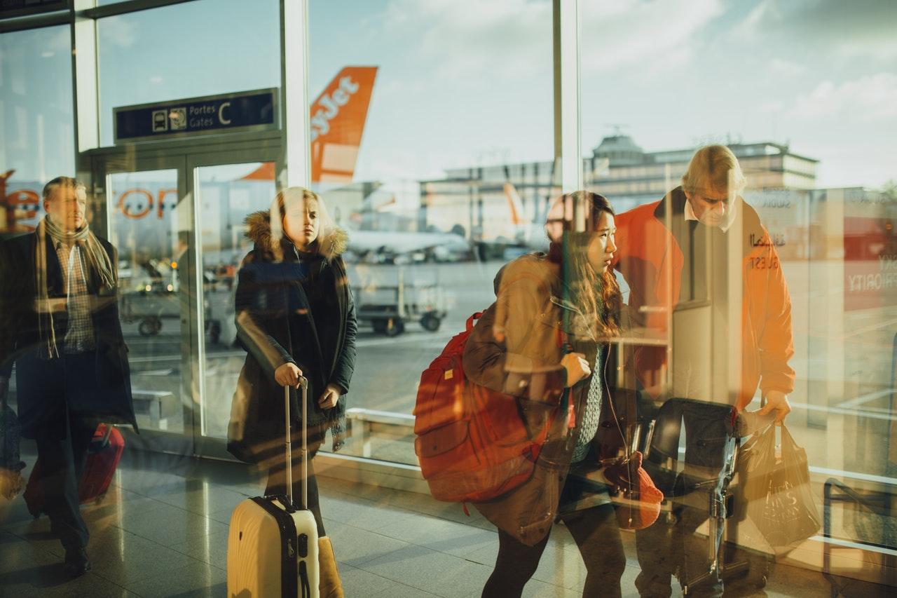 Forberedelse inden lufthavnen – Få styr på det hele