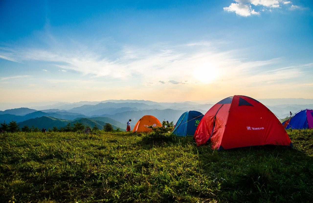 Find det helt rigtige telt til festival